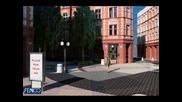 Нова визия на центъра на град Пазарджик.