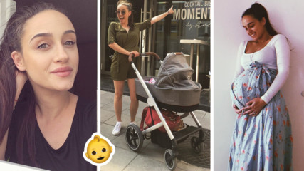 Ново звездно бебче! Михаела от ''Следвай ме'' стана майка за първи път!