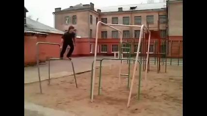 Най-лудите скачания !!!
