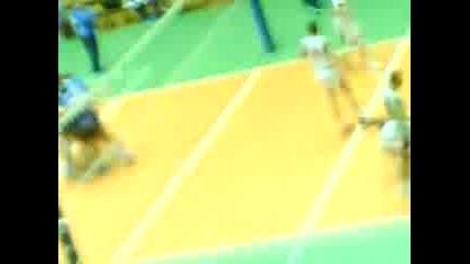 Волейбол: Лукойл - Пирин (кадри От Мача)