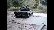 Дрифт с танк !