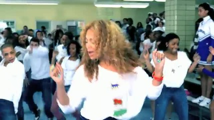 Official Hd ~~~ Let's Move! Move Your Body Music Video with Beyonce
