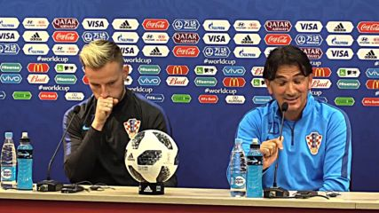 Russia: Croatian manager ready for 'easiest' group game versus Argentina