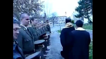 Водосвет във Нву Васил Левски 04.12.2009