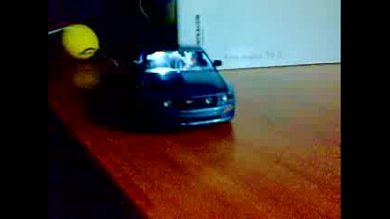 Tuning Light Ford Mustang Part 2