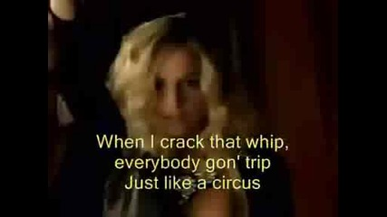 Britney Spears - Circus Lyrick.wmv