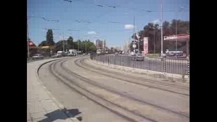 Нелепо И Опасно Кръстовище В София