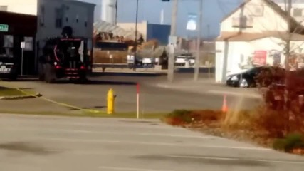 USA: Police search for gunman in Neenah amid reports of hostage situation