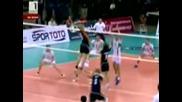 9.09.2009 България - Холандия 3 - 1 Еп по Волейбол