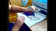 Adidas Graffit - sketch