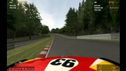 Обиколка на Nurburgring Nordschleife с Bmw 3.5 Csl в Gtr2 Png v3