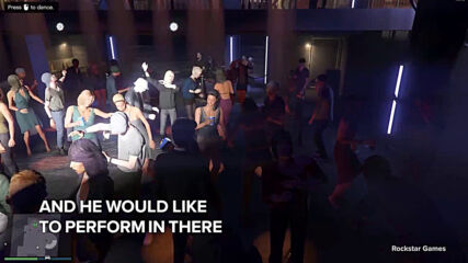 Is GTA Online the next platform to host live concerts?