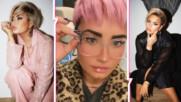Деми Ловато отново смени прическата драстично, фенове се питат дали е перука