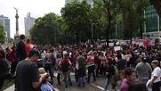 Mexico: Hundreds protest despite Trump's family separation U-turn