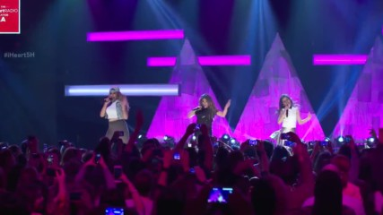 Fifth Harmony - Going Nowhere Live on the Honda Stage at the iheartradio Theater La