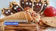Frozen Treats for Cold Weather: Sven's cinnamon ice cream