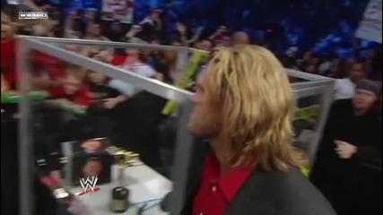 Edge се сбогува и с Wwe !