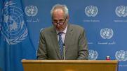 UN: Secretary-General calls on Azerbaijan and Armenia to immediately stop fighting - spokesperson