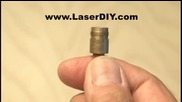 Amazing Lasers! - Cheapy Lighter Laser Burner!