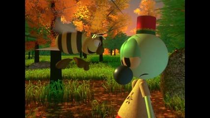 Pixar - Приключенията на Андре и Уоли