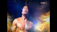 Wrestlemania 28 John Cena vs. The Rock