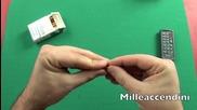 Интересен и неостаряващ трик с цигара