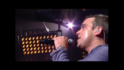Robbie Williams - Feel (live At Electric Proms 2009)
