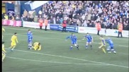 Stockport County 2 - Leeds United 4 (season 2010)