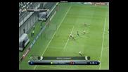 Pro evolution soccer 2013 - Гол зад центъра