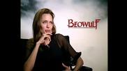 Angelina Jolie - Beowulf - Inside Reel