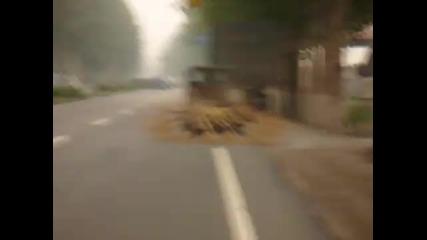 Ето как се чистят улиците в Китай