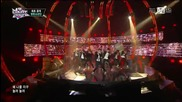 140213 Bts - Opening Boy In Luv M Countdown Comeback Stage [1080p]