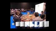 Президентът на МОК  Жак Рох се срещна с Владимир Путин