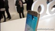 Samsung Galaxy S6 и S6 edge на мобилния конгрес в Барселона