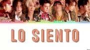 ❥ ❥ Super Junior Ft. Leslie Grace (슈퍼주니어) Lo Siento / Lyrics ( Color Coded / Eng / Rom / Han ) ❥ ❥