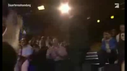 New 2009 Eminem We Made You Live Tv Total Program in Germany.