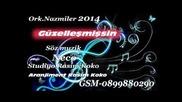 Nazmiler - Guzellesmisin New Hit 2014