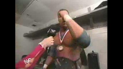Kurt Angle говори за България