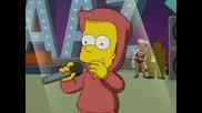 The Simpsons Rap Clip