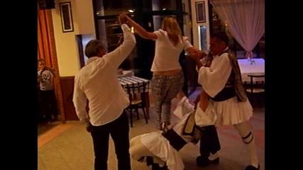 Автентичен гръцки фолклор по Великден, Гърция - о. Тасос, Прекрасно забавление с гостите :-)