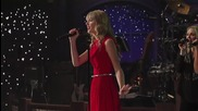Taylor Swift - We Are Never Ever Getting Back Together ( Live from New York City )