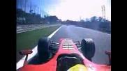 Обиколко На Monza С Фелипе Маса