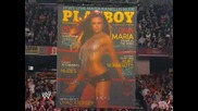 Wwe Дивата Мария В Playboy Magazine