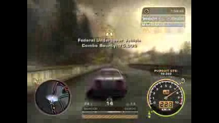 Nfs Most Wanted - Final Pursuit