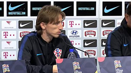 Croatia: Modric confident of good match against 'tough' Spain in Zagreb