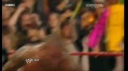Wwe.raw.10.07.09 randy ortan vs john cena