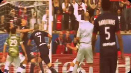 Гол От Zlatan Ibrahimovic