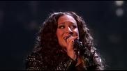 Melanie Amaro & Josh Krajcik -finale Night 2 Duet - The X Factor Usa 2011