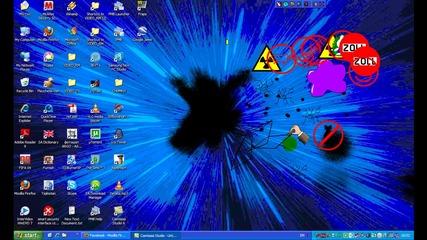 Hd Как се използва програмата Desktop Destroyer
