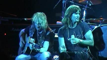 * Превод * Gotthard - Lonely People - Live 2010